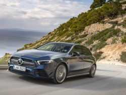 Интеллигенция. Первый тест нового Mercedes-AMG A 35