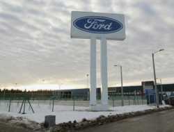 Ford начал переговоры о продаже завода во Всеволожске с двумя концернами