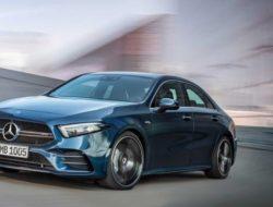 Mercedes представил самый маленький спортивный AMG-седан
