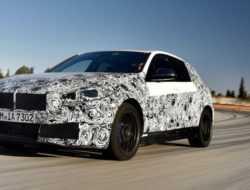В BMW рассказали о новой 1-Series