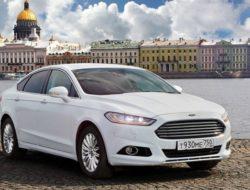 Названо количество автомобилей марки Ford в России