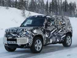 Названа дата премьеры нового Land Rover Defender