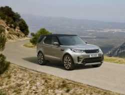 Land Rover Discovery получил новую спецверсию для России