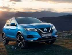 В России начали продавать обновленный Nissan Qashqai