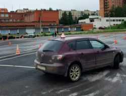 Попавших в ДТП неопытных водителей отправят на переобучение