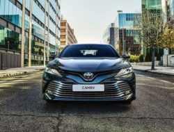 Toyota Camry и другие самые популярные японские автомобили в России