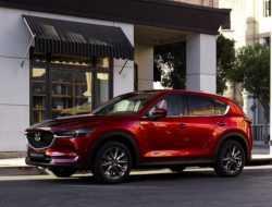 Mazda CX-5 оснастили дизельным мотором