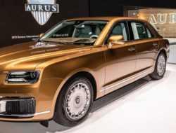 Автомобили Aurus станут дешевле