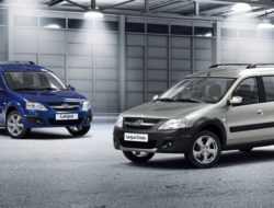 АвтоВАЗ начал продажи двухтопливной Lada Largus