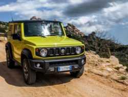Suzuki рассказала о новом Jimny для России