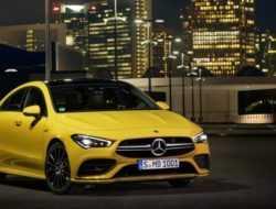 Новый Mercedes CLA получил 306-сильную AMG-версию
