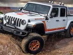 Jeep подготовил шесть концептов для «Пасхального сафари»