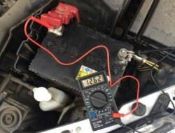 Как проверить работу генератора на автомобиле.