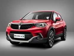 BMW по-дешевке: стартовали российские продажи бюджетного кроссовера Brilliance V3
