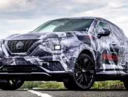 Nissan показал прототип нового Juke