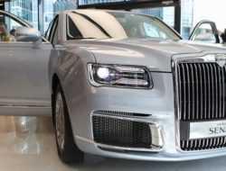 Власти раскрыли число заказов на автомобили Aurus