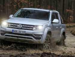 Volkswagen представил самый мощный Amarok для России