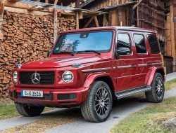 В Россию приехал самый доступный Mercedes-Benz G-класса