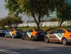 Количество автомобилей московского каршеринга увеличилось вдвое