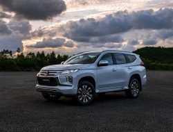 Обновленный Mitsubishi Pajero Sport готов к продаже в России