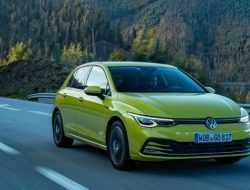 Стала известна мощность моторов «заряженных» Volkswagen Golf
