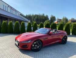 Cнесло башню: тест-драйв обновленного Jaguar F-Type