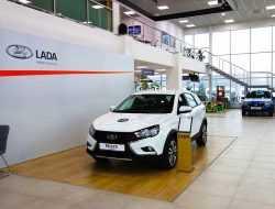 Где больше всего в России покупают автомобили LADA