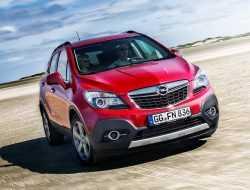 Свежие подробности о кроссовере Opel Mokka нового поколения