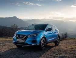 Британцы назвали Nissan Qashqai лучшим автомобилем для городского жителя