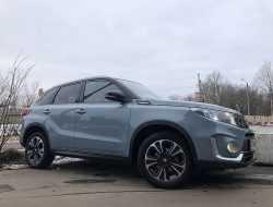 Кроссоверы Suzuki подешевели в России на 150 000 рублей