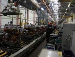 В Белоруссии начали выпускать дизельные моторы для «Газелей» и УАЗ