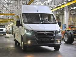 ГАЗ приступил к производству электромобилей