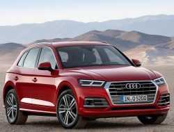 В России отзывают кроссоверы Audi Q5