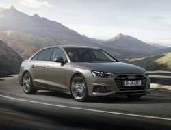 У обновленного Audi A4 в России появились бюджетные версии