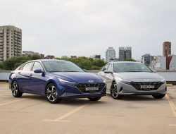 Абсолютно новый Hyundai Elantra приготовился к российскому старту