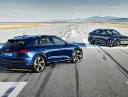 Audi привезет в Россию трехмоторные автомобили