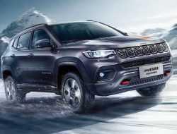 Обновленный Jeep Compass представили официально