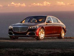 Представлен новый Mercedes-Maybach: скоро у всех олигархов страны