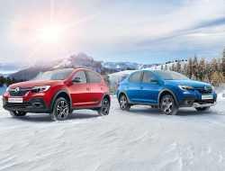 Стартовали продажи обновленных моделей семейства Renault Logan и Sandero