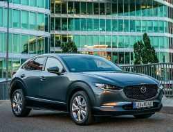 В России стартовали продажи кроссовера Mazda CX-30, который успел… подорожать