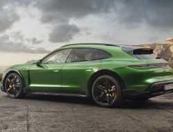 Porsche Taycan превратится в купе и кабриолет