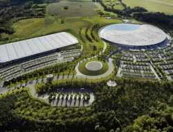За штаб-квартиру McLaren в Уокинге заплатили меньше, чем ожидалось