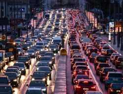 Стало известно, из каких регионов водители чаще всего приезжают в Москву