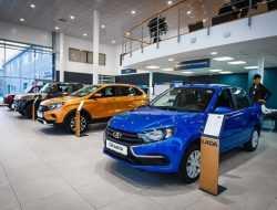 АвтоВАЗ отчитался о четырехкратном росте продаж Lada