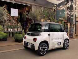 Citroen выпустил крошечный электрический фургон по цене Lada Granta