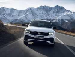 Volkswagen вернул полный привод 150-сильному Tiguan в России