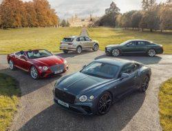 Bentley установила в первом полугодии сразу несколько рекордов