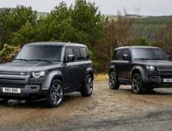 Land Rover Defender SVR может получить мотор от BMW