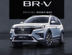 Honda представила кроссовер BR-V второго поколения