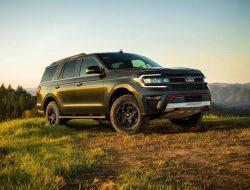 Обновленный Ford Expedition: 440 сил и новая внедорожная версия